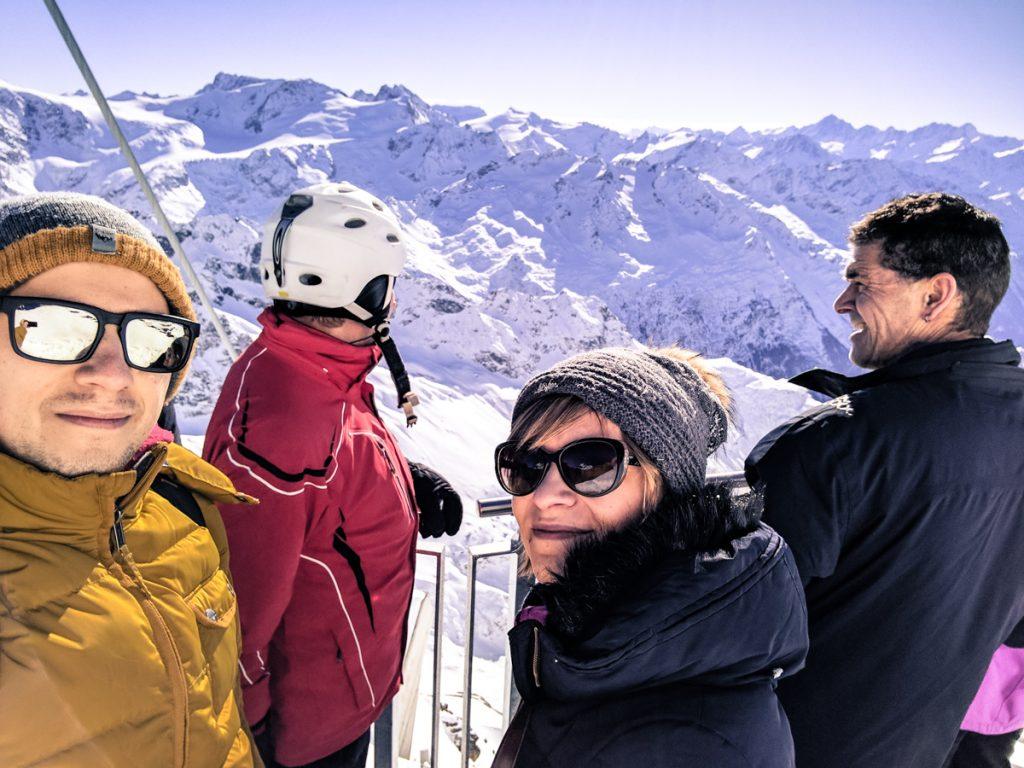 szczyt Titlis