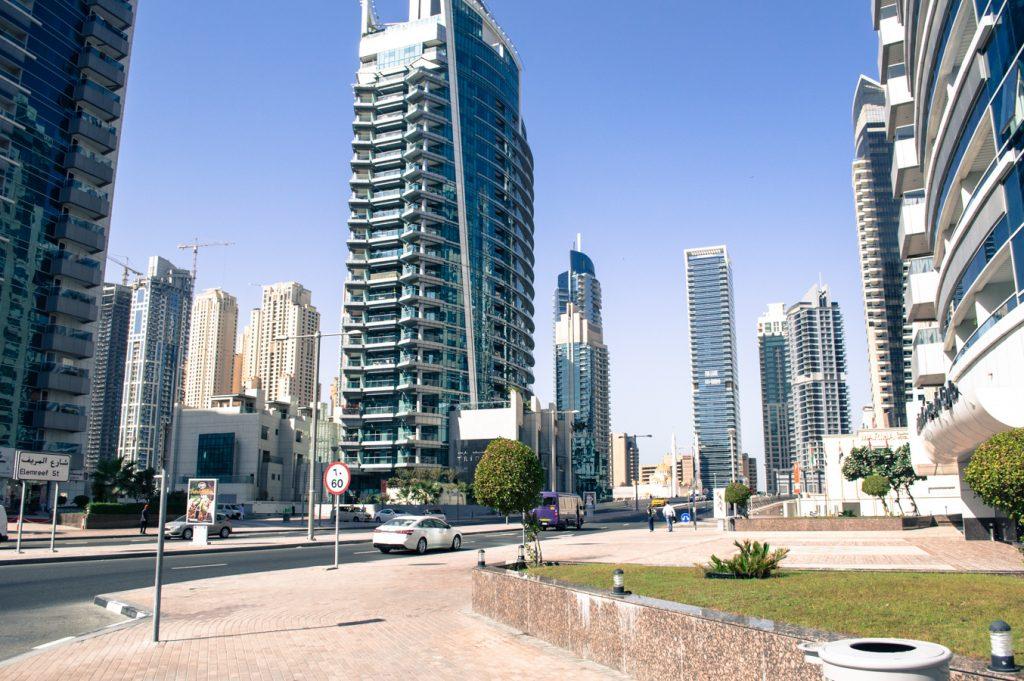 drogi w emiratach