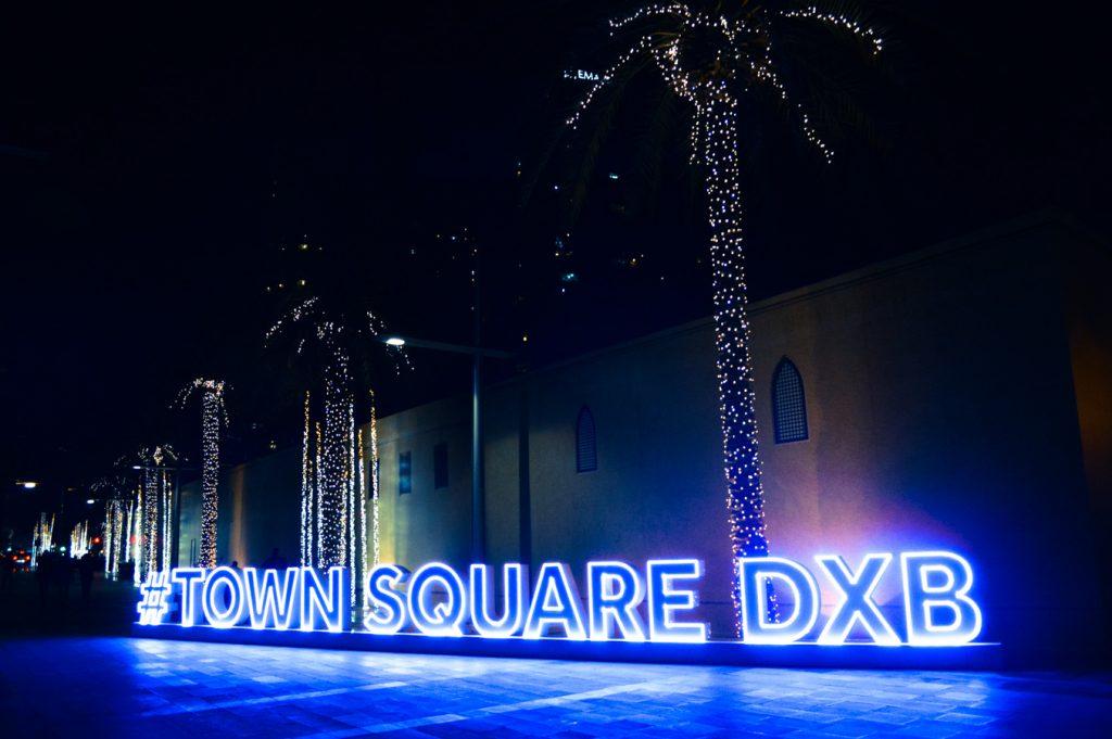 Dubaj centrum