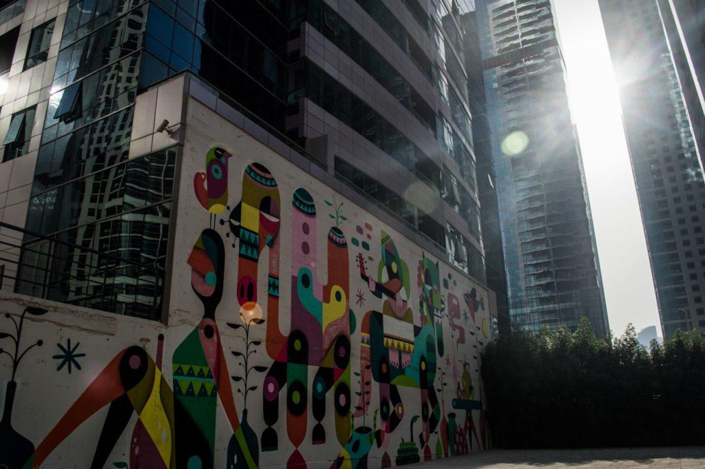 dubaj graffiti