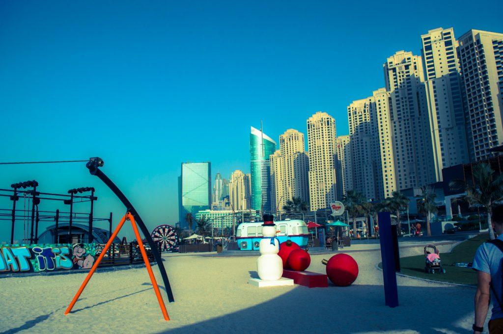 snowman marina beach