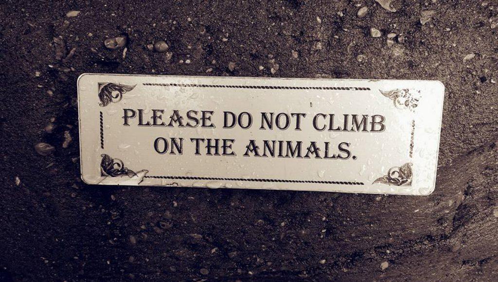 tabliczka memphis zoo