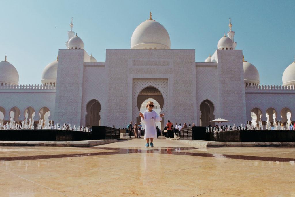 Abu Dhabi Meczet Szejka Zayeda (4)