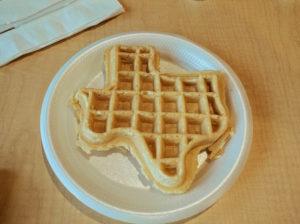jedzenie w hotelu w USA