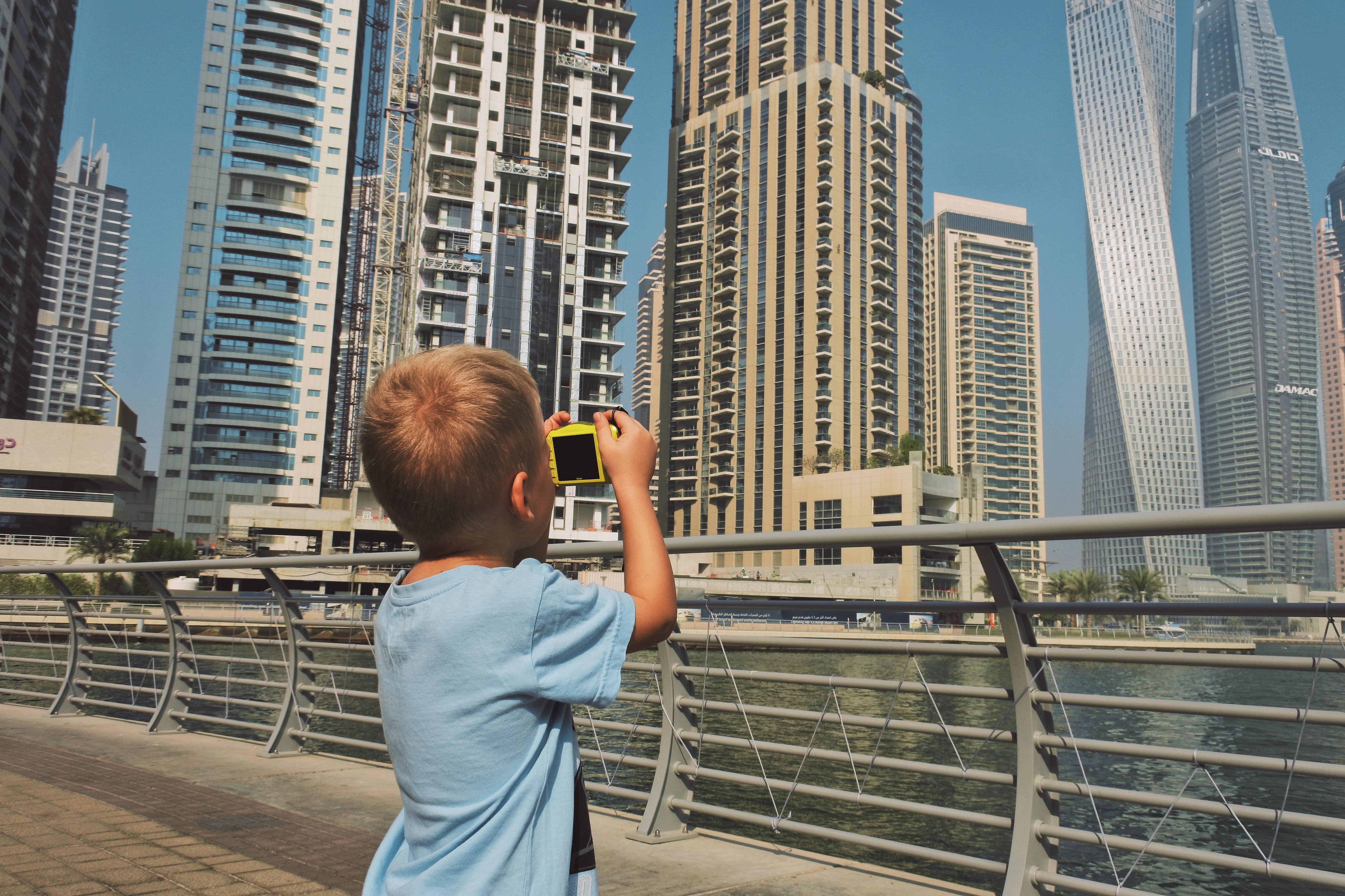 Rejs promem z Dubai Marina do Deiry