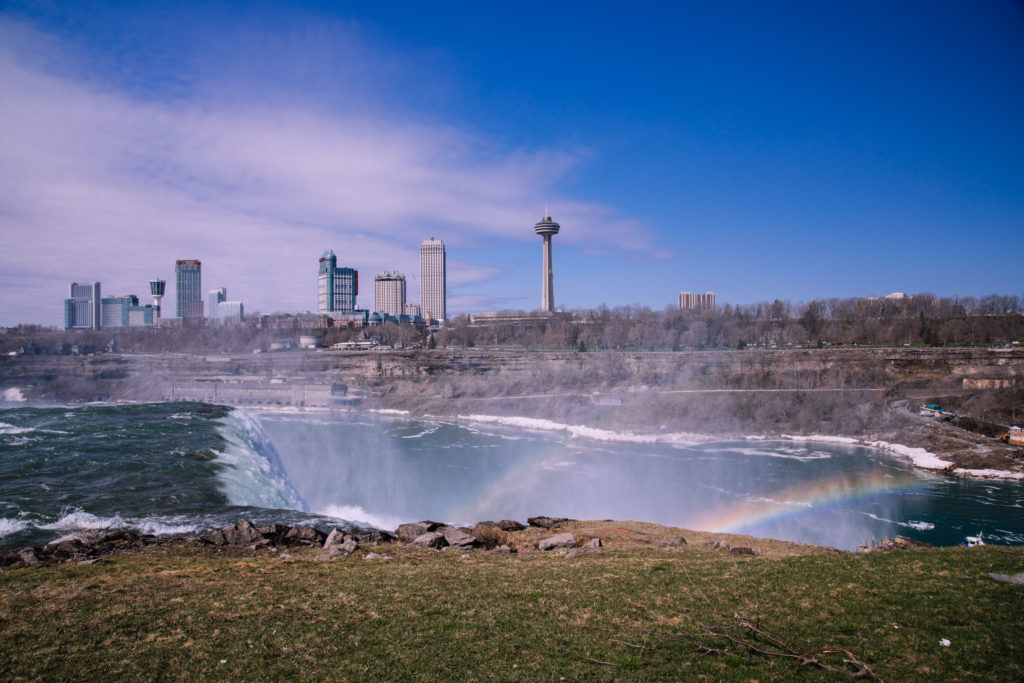 Niagara atrakcje z dzieckiem