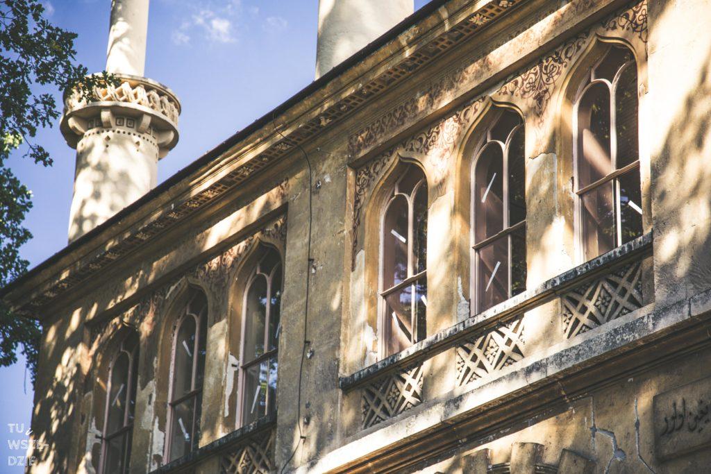 Czechy pałac w Lednicach