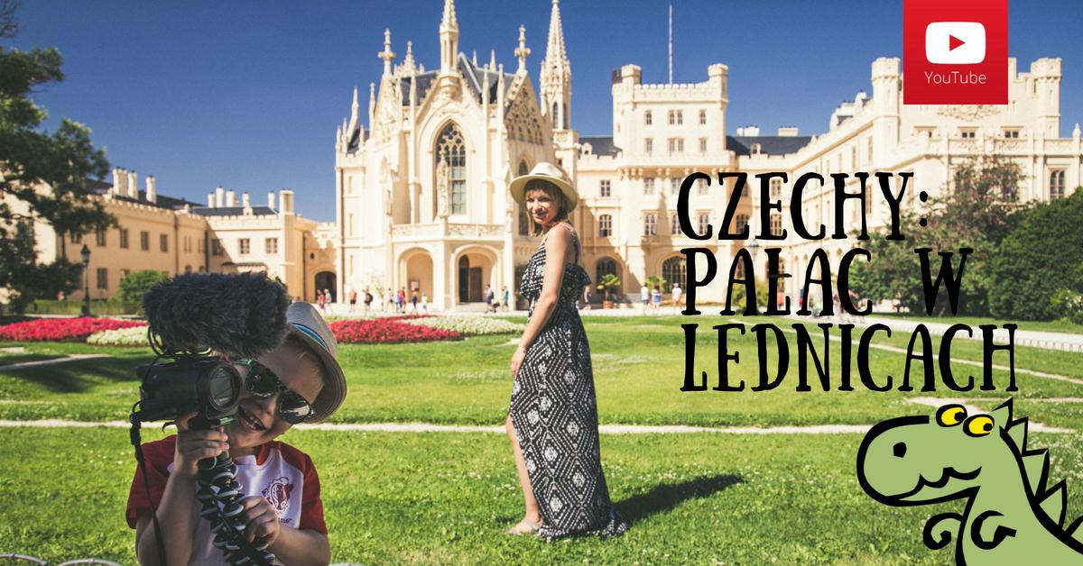 pałac w Lednicach Czechy
