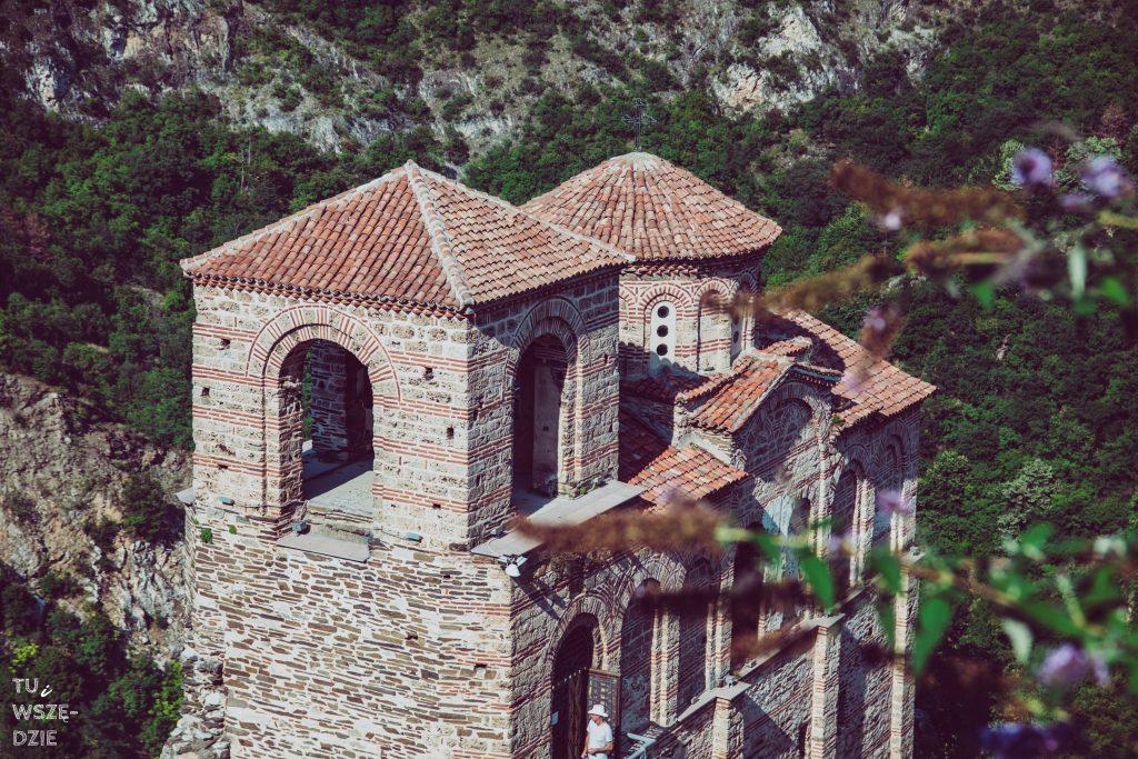 twierdza Asena w Bułgarii