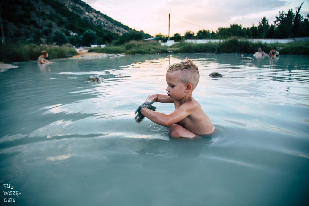 gorące źródła w Bułgarii