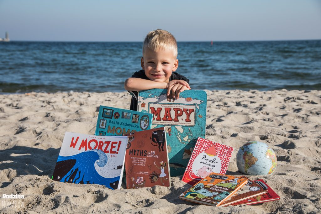 najlepsze książki o podróżach dla dzieci