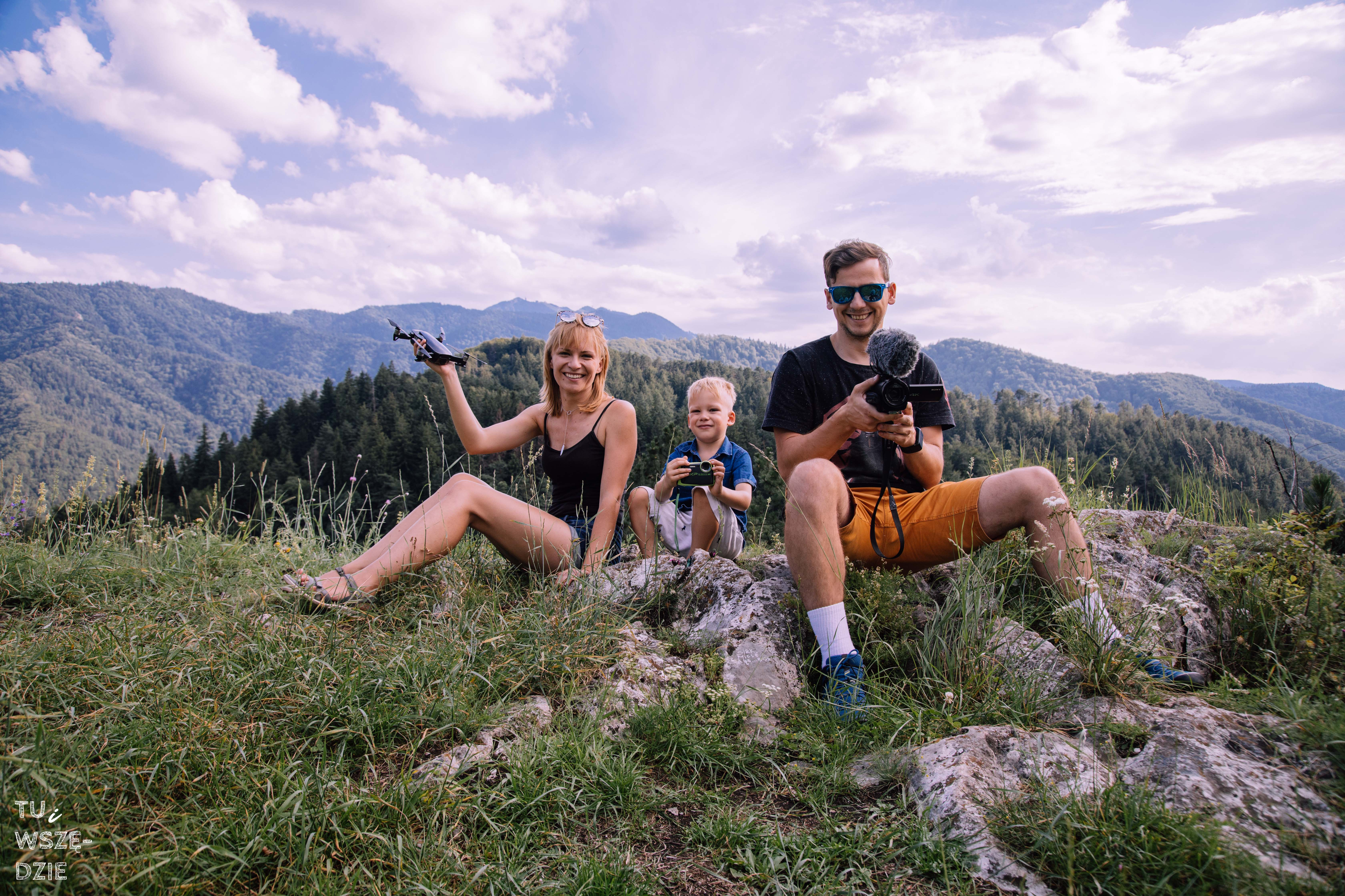 rodzina cyfrowych nomadów