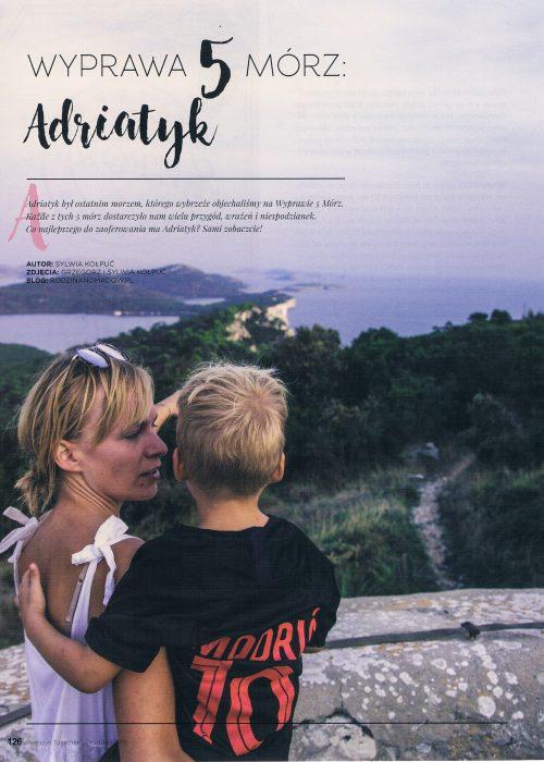 Wyprawa 5 mórz: Adriatyk
