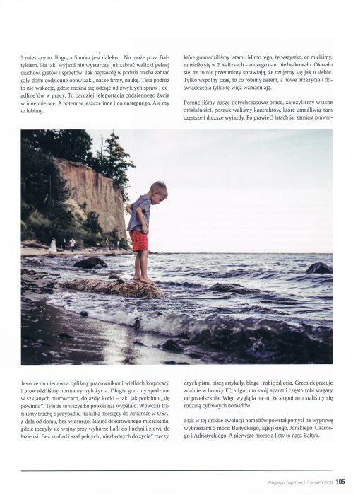 Wyprawa 5 mórz: Bałtyk2