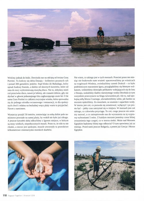 Wyprawa 5 mórz: Morze Czarne3
