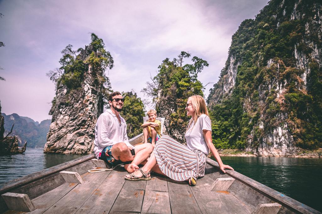 jak tanio zwiedzić Khao Sok