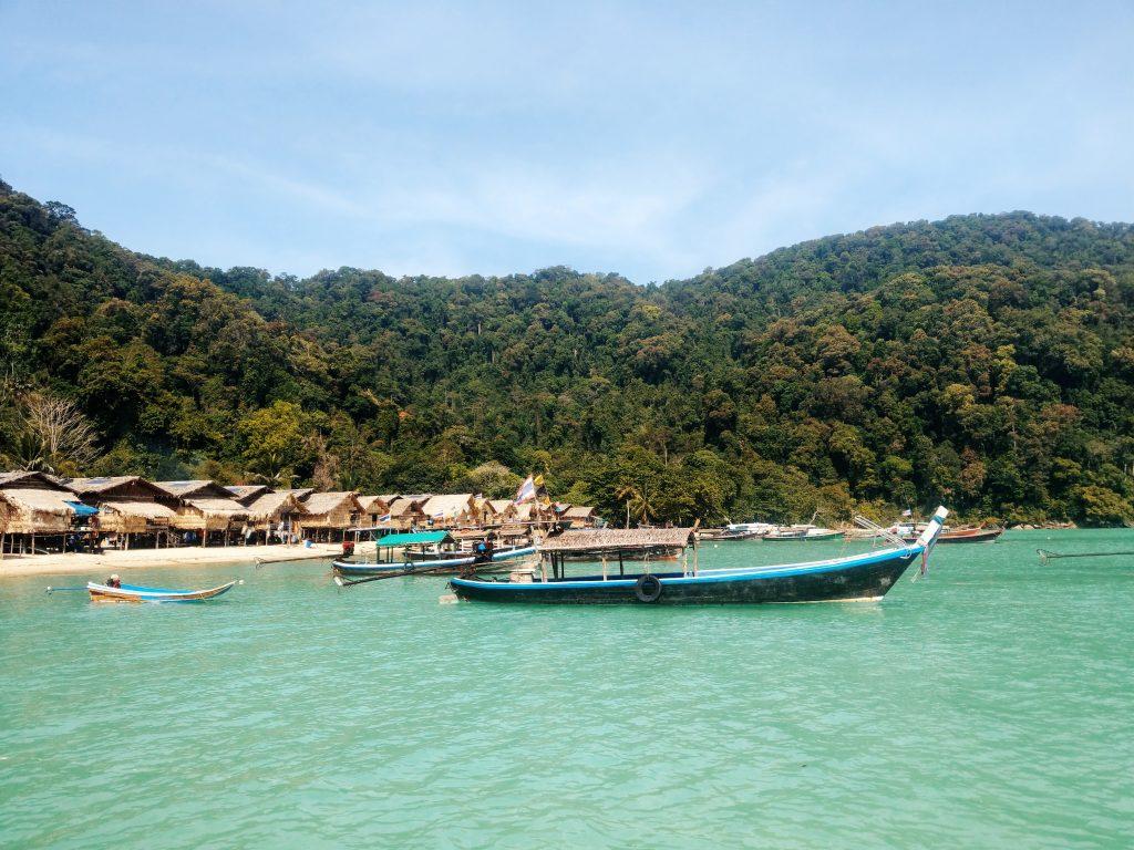Morski Park Narodowy Wysp Surin